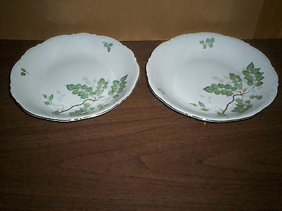"VINTAGE  MITTERTEICH BAVARIA 8"" PLATES (2 + BONUS)...  NICE  COLLECTION..."