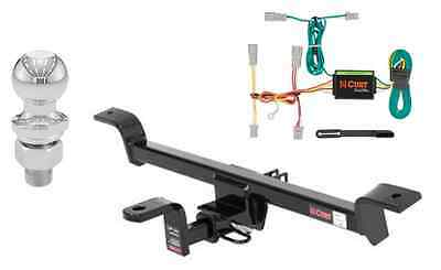 """Curt Class 1 Trailer Hitch Tow Package for Acura TL w/ 2"""" Ball"""