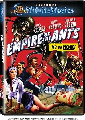 Empire of the Ants/Tentacles (DVD New)