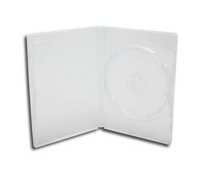 10 x DVD Box Original Amaray clear