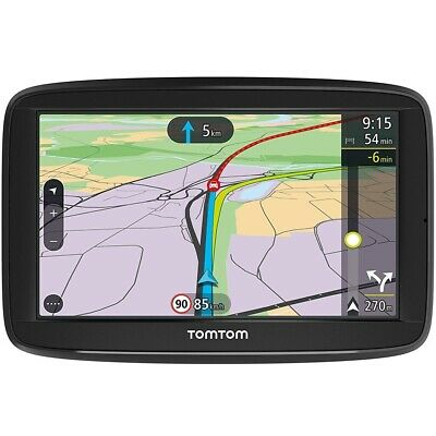 Navigationsgerät Navi TomTom Via 52 Europe 13cm 5 Zoll Display 48 EU Länder