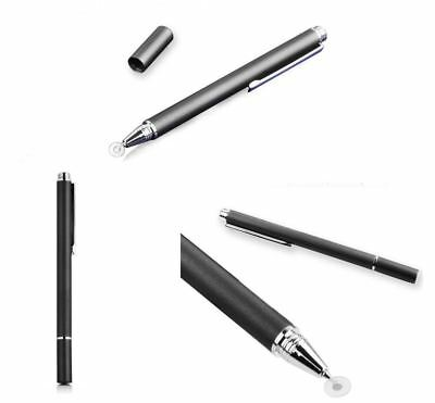 Thin Disc Tip Premium Capacitive Stylus Pen For Ipad Iphone Samsung Htc Lg Sony