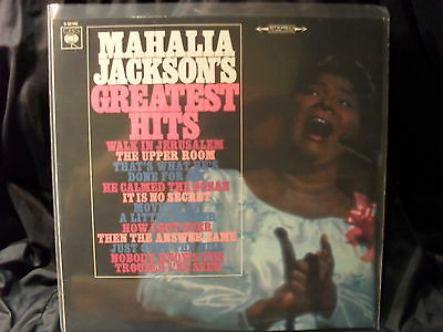 Mahalia Jackson - Greatest Hits