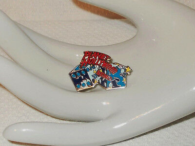 PLANET HOLLYWOOD RENO DICE HAT LAPEL PIN