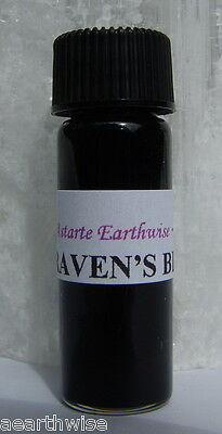 RAVEN'S BLOOD INK - SPELL WRITING Wicca Witch Pagan Goth Occult ALL PURPOSE INK