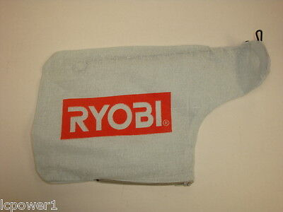 089006017063 Ryobi TS1344L Miter Saw Dust Bag Assembly