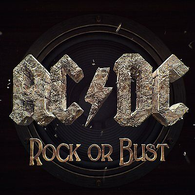 ACDC - Rock Or Bust -- CD  NEU & OVP