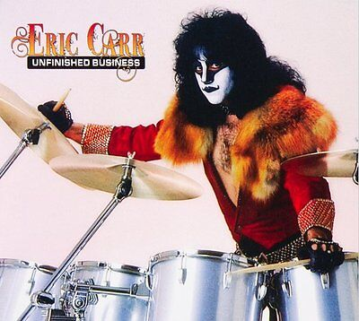 KISS Eric Carr Unfinished Business CD