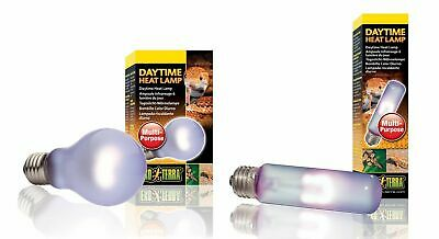 Exo Terra Daytime Heat Lamp Light Bulb Tube Reptile Terrarium Sun Glo Light