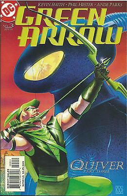 Green Arrow #3 (Dc) (Second Series 2001)