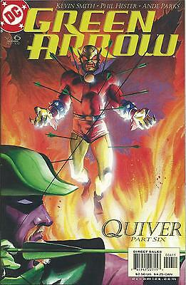 Green Arrow #6 (Dc) (Second Series 2001)