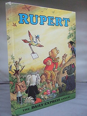 Rupert Annual 1972 - Good Condition