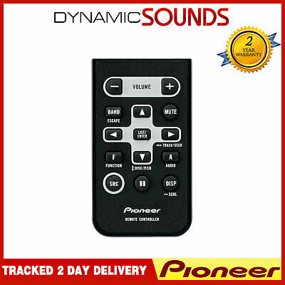 Pioneer CD-R320 Handheld Infra Red Remote Control for DEH-X8700DAB Car Stereo