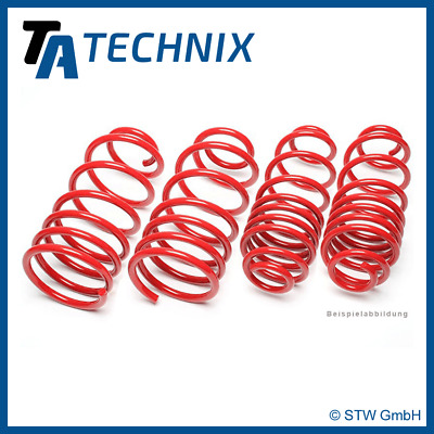 TA TECHNIX Federn Tiefer 60/40mm BMW 3er E36 320i 323i 325i 328i