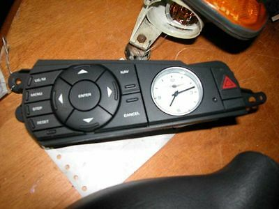 04 PACIFICA INFORMATION GPS TV SCREEN CONTROL PAD