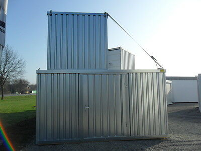 Lagercontainer, Materialcontainer, Baucontainer, Container Lagerbox 3x2 m