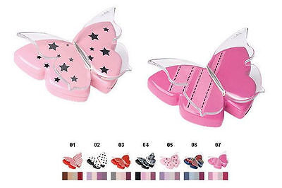 TROUSSE PUPA ORIGINALE HAUTE COUTURE MISS BUTTERFLY 4,4 g TRUCCO MAKE UP NUOVO