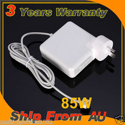 "For Apple MacBook Pro 85W Power Battery Charger A1172 AC Adapter 13"" 15"" 17"""