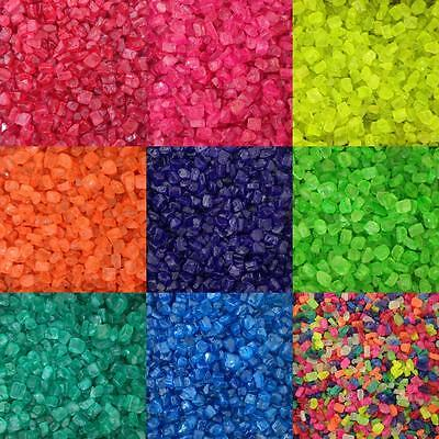 Aquarium Fish Tank Gravel Stones Gems Substrate Coloured Sweeties 5-8mm 5-60kg