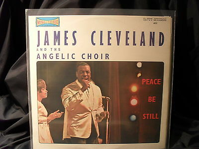 James Cleveland and the Angelic Choir - Peace Be Still