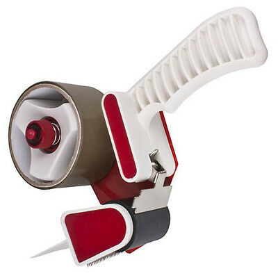 "A HEAVY DUTY adjustable PACKAGING TAPE DISPENSER GUN FOR TAPES UP TO 50mm (2"")"