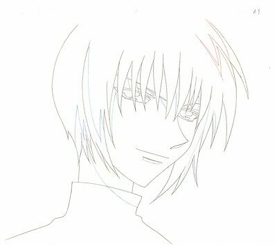 Anime Douga not Cel Fruits Basket  #33