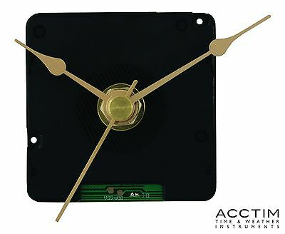 Accim 3.5mm Radio Controlled Automatic Clock Movement Module With Hands
