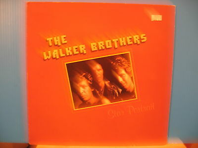 The Walker Brothers - Star Portrait + FREE UK POST
