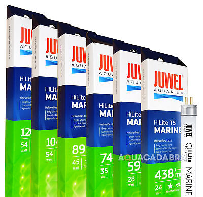 Juwel Hi Lite T5 Marine High Light Tube Bulb Lighting Fish Tank Aquarium Reef