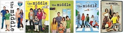 The Middle ~ Complete Season 1-5 (1 2 3 4 & 5) ~ BRAND NEW 15-DISC DVD SET