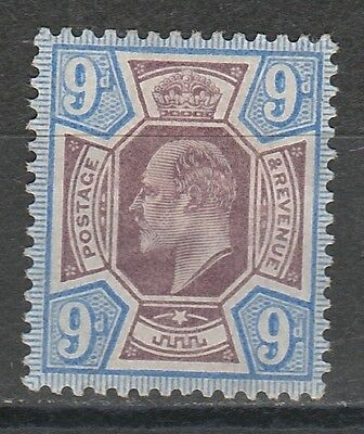 Great Britain 1902 Kevii 9D
