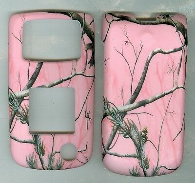 pink camo tree  Samsung SGH Rugby II 2 A847 at&t phone shock proof cover