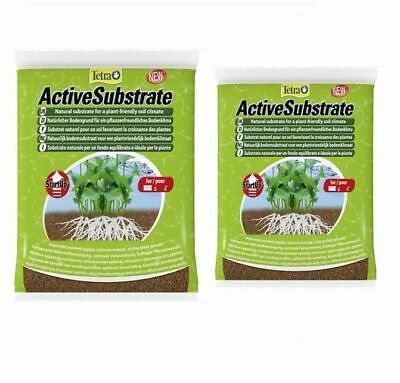 Tetra Activesubstrate 3L 6L Aquarium Substrate Fish Tank Plant Aquarium