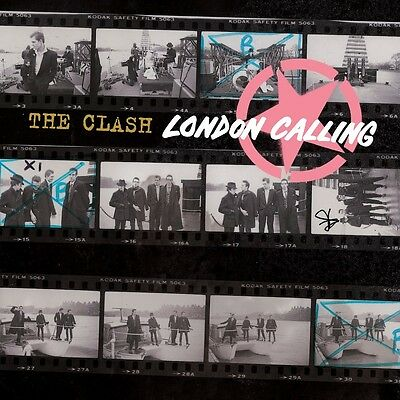 """7"""" The Clash London Calling  Record Store Day  Punk Kbd"""