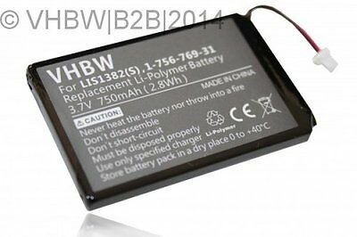 BATTERIA per SONY PORTABLE READER PRS-300