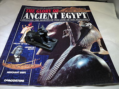 Deagostini The Glory Of Ancient Egypt - Issue 29 - Ram Headed Sphinx