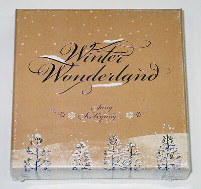 SUNG SI KYUNG - Winter Wonderland (Special Album) K-POP KPOP