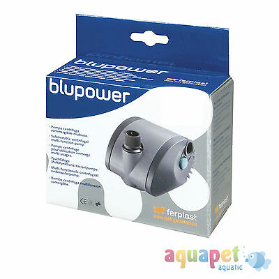 Ferplast BluPower Submersible Water Pump 250 l/h 450 l/h 600 l/h 900 l/h 1200l/h