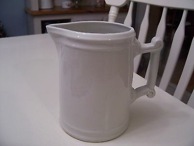 K T & T Knowles China Cream Pitcher
