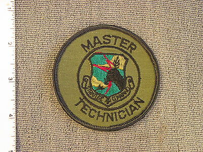 USAF Master Technician - Strategic Air Command Subdued from NS Meyer's Library