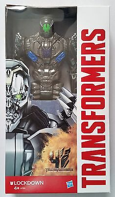 HASBRO® A7793 Transformers AGE OF EXTINCTION Titan Heroes Lockdown 28cm