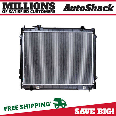 New Aluminum Radiator fits 95-04 Toyota Tacoma 2.4L 2.7L 3.4L Engines