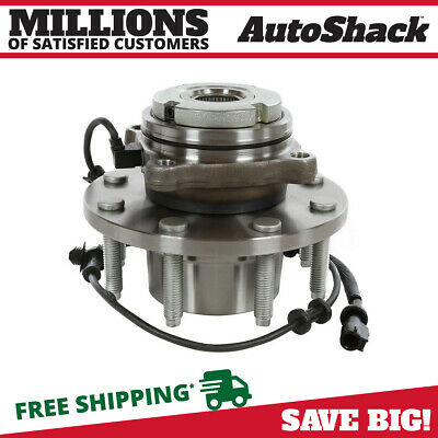 Front Wheel Hub Bearing Assembly Fits 99-04 Ford F-250 Super Duty w/ABS HB615022