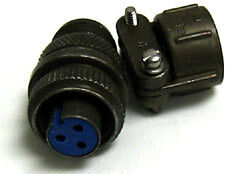 3 Pin Connector & Clamp set for Turn Coordinator