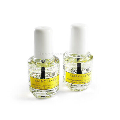 2 x 0.125oz Mini CND Creative Nail Design SolarOil - Solar Oil