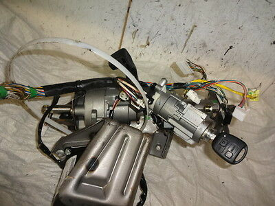 2005 1.5 T-Sport Toyota Yaris Electric Power Steering Column 160800-0390