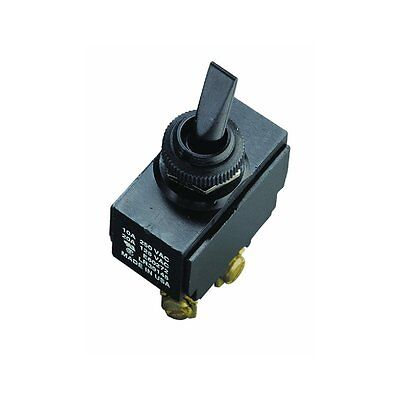 Gb Gardner Gsw-19 10/20 Amp Single Pole Throw Insulated Toggle Switch 0890772