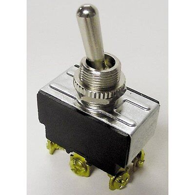 Gb Gardner Gsw-15 On-On 10/20 Amp Double Pole Double Throw Toggle Switch 6434575