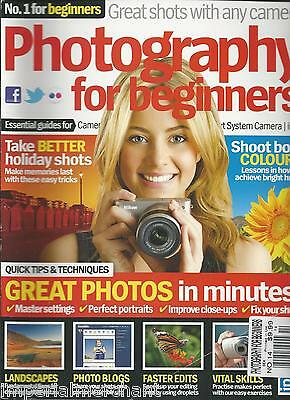 Photography for Beginners magazine Settings Portraits Closeups Holiday photos