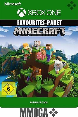 Xbox One - Minecraft Key - Microsoft Spiel Digital Download Code [EU][DE] NEU